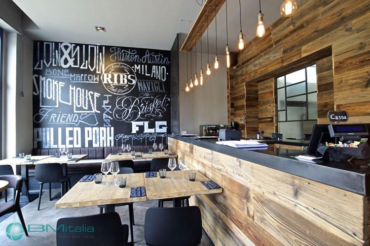 Arredamenti per ristoranti for Arredi esterni per bar e ristoranti