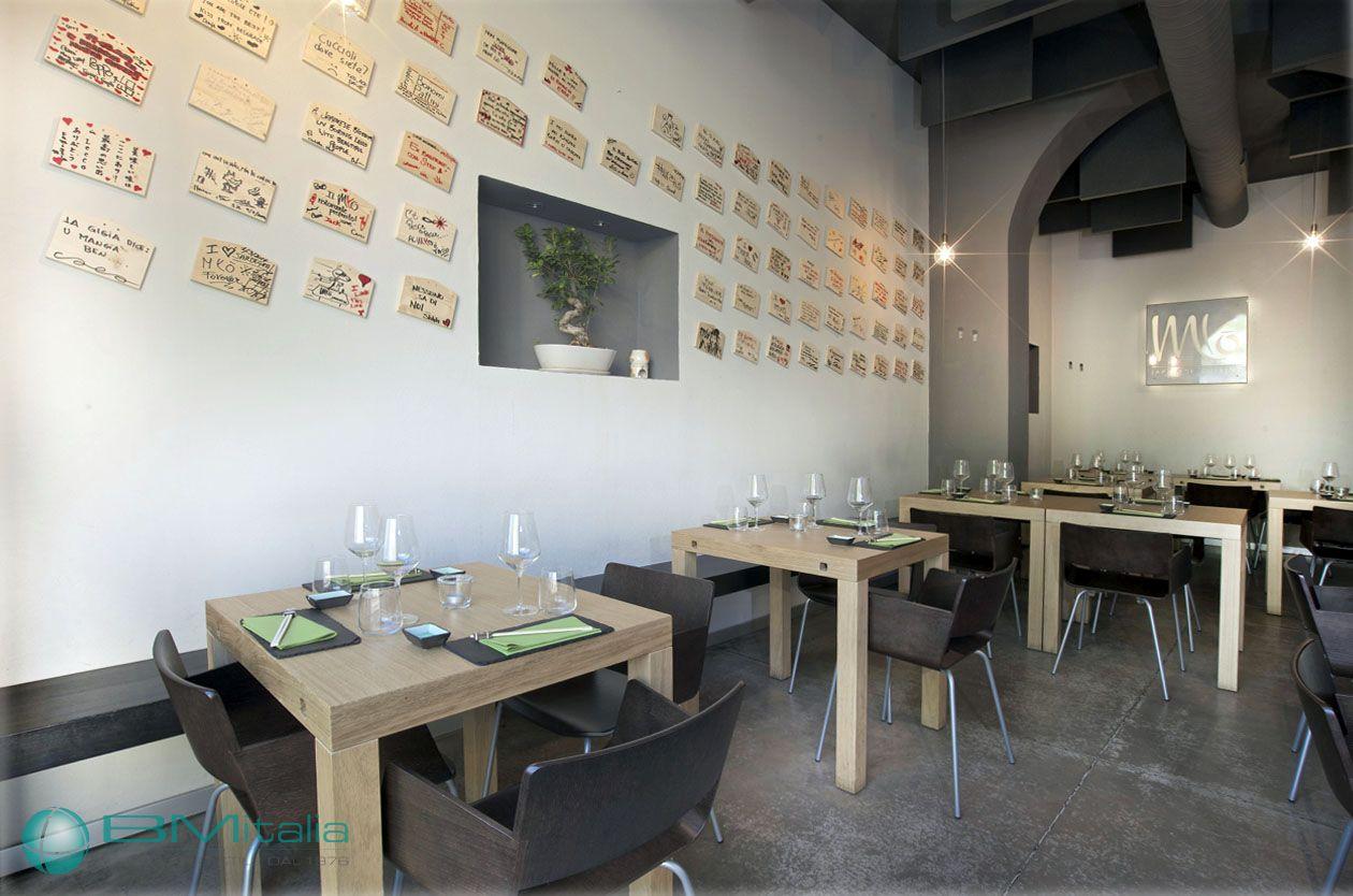 Arredamenti per ristorante bar sushi bmitalia for Arredamenti per ristorante