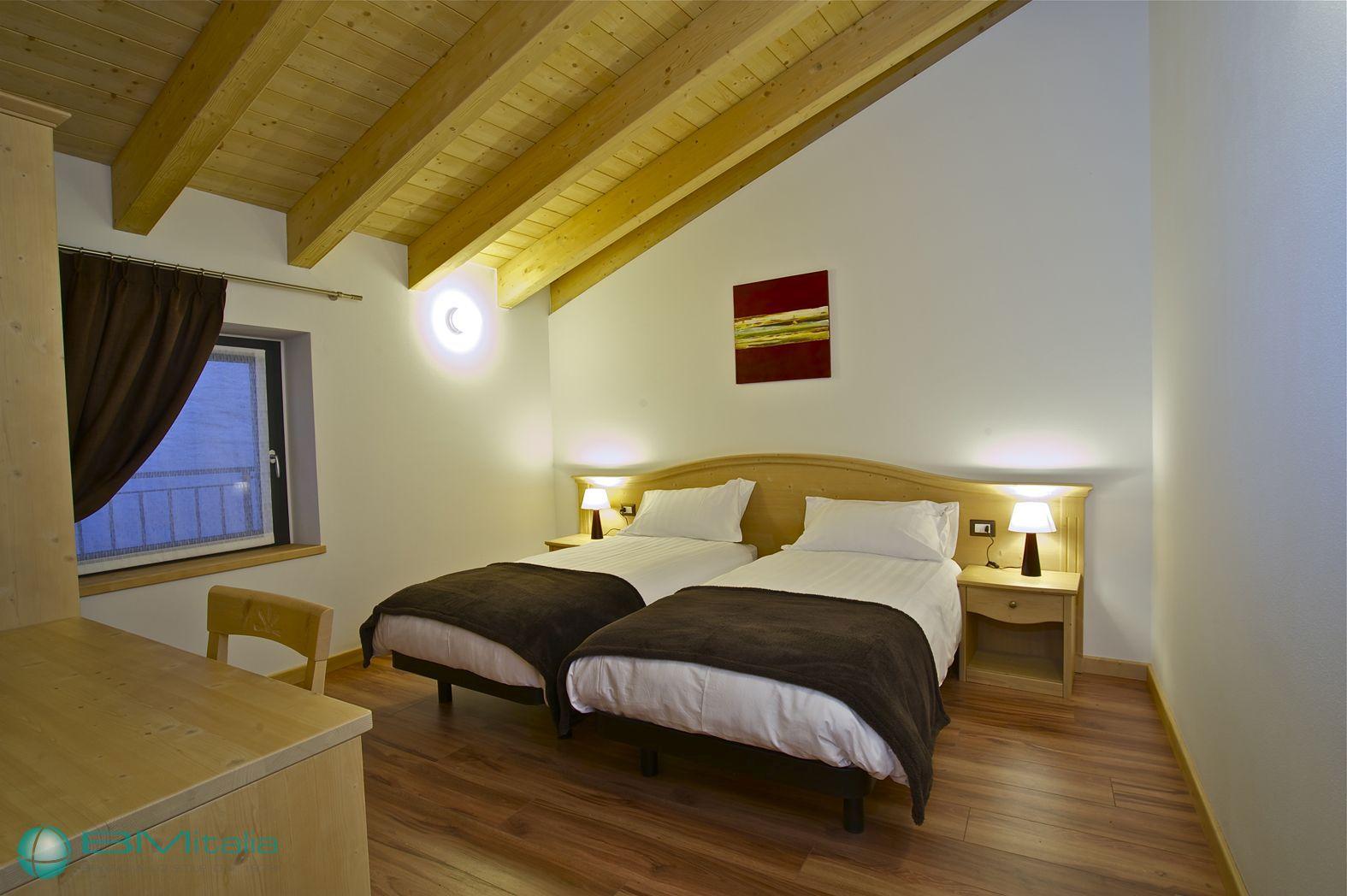 Concreta soluzione arredi per hotel alberghi bed and for Arredo camere b b