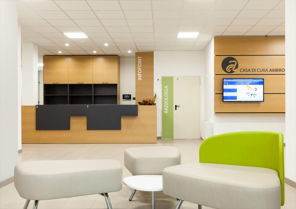 Arredamenti per uffici case di cura case di riposo for Arredamenti case di riposo