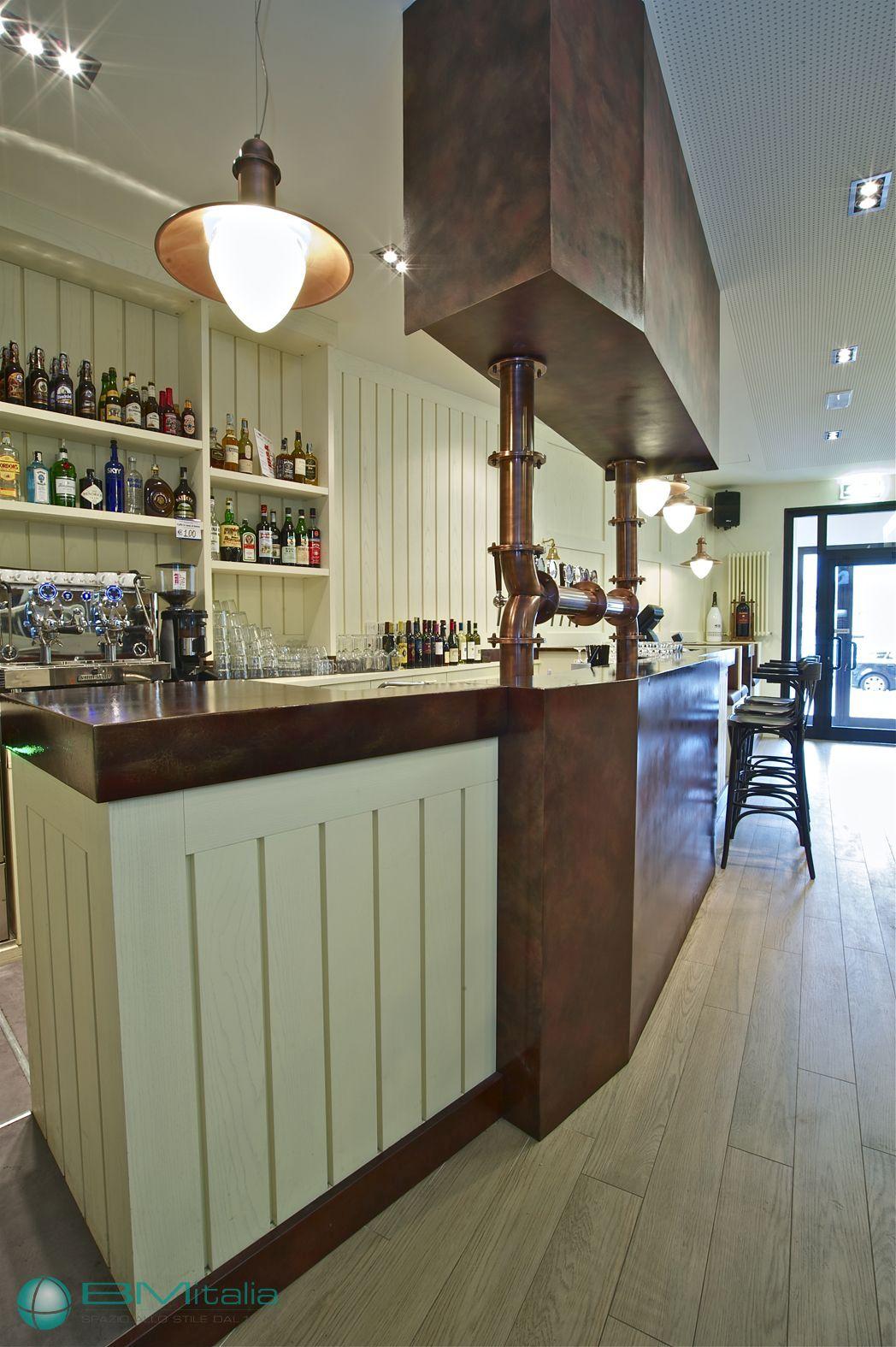 Arredamenti bar ristopub ristorante gastropub for Arredamenti bar milano