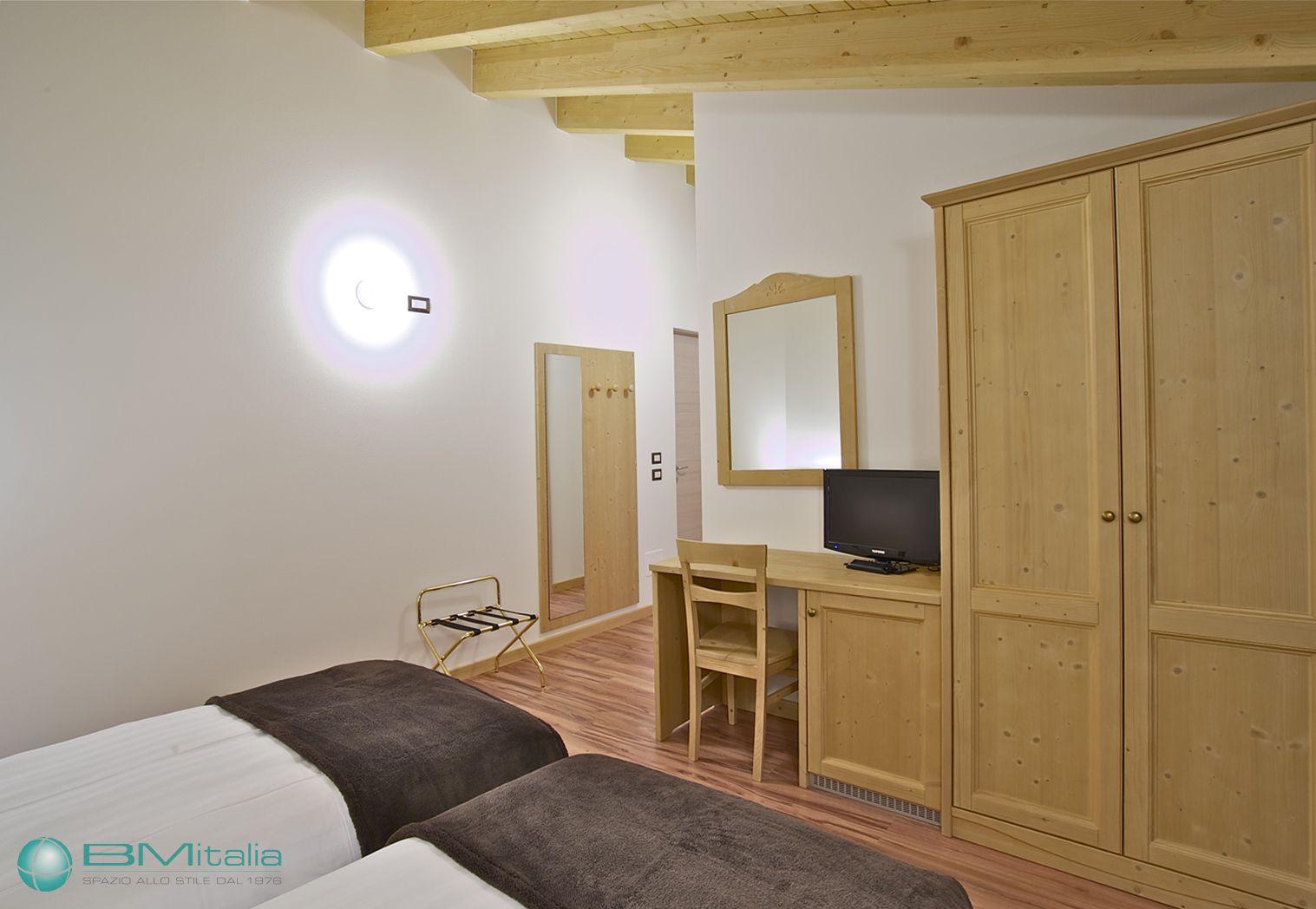 Concreta soluzione arredi per hotel alberghi bed and for Bm arredamenti