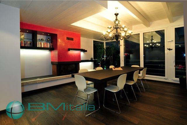Progettazione e realizzazione arredamento casa villa for Villa arredamenti milano