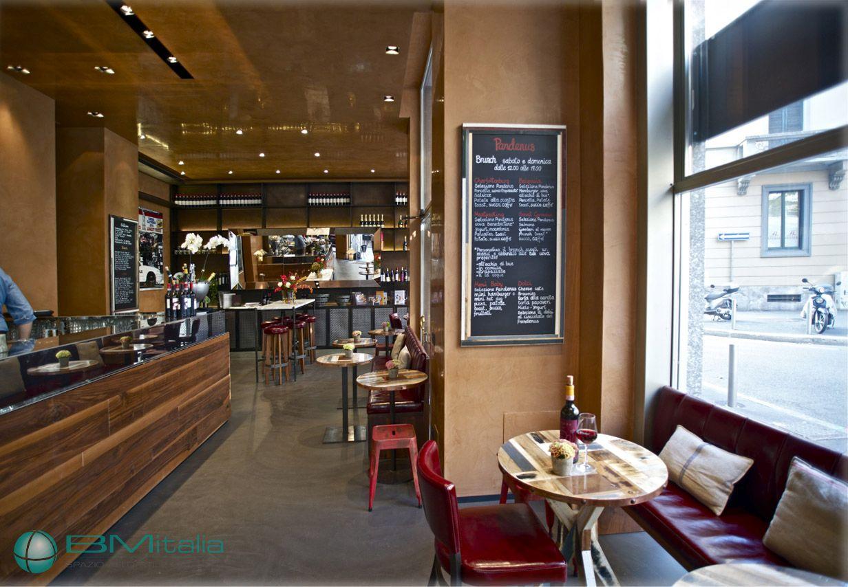 Nuovi concept bakery negozi food franchising for Bm arredamenti